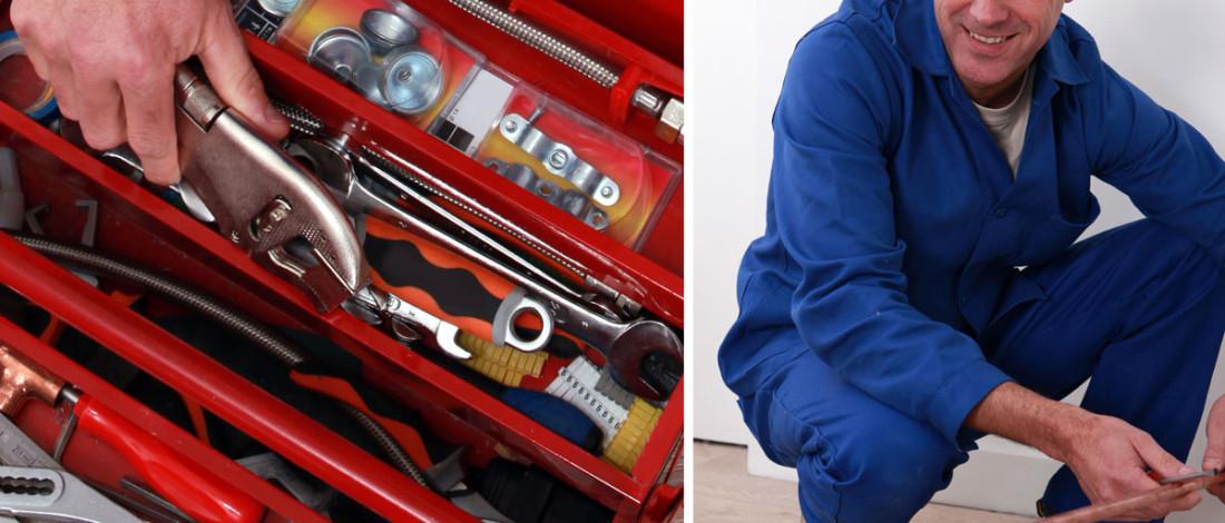 bricolage boîte à outils
