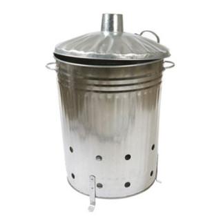 incinerateur galvanise