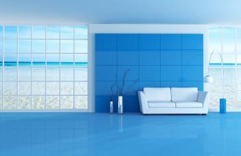 décoration intérieur océan