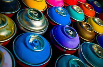 Comment bien utiliser une bombe de peinture?