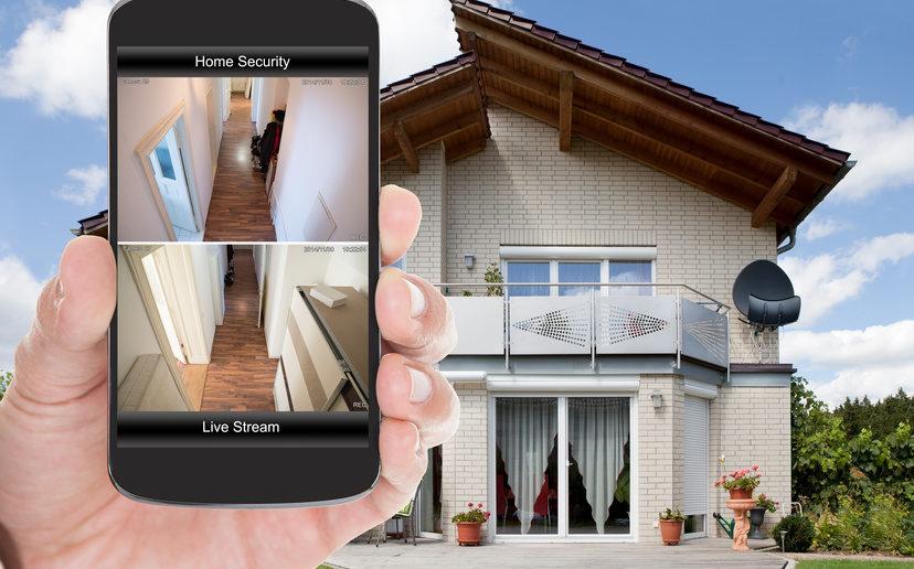 caméra connectée pour sécuriser sa maison