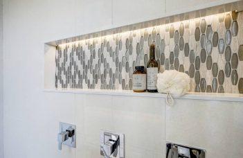 Decoration : Eclairer alcove